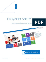 Proyecto Intranet SharePoint Server 2013