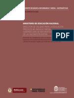 Guía 2014 Matemáticas