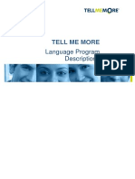 TellMeMore Tutors Manual