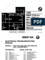 1998 BMW    E36    Electrical    Wiring       Diagram      Switch   Headlamp