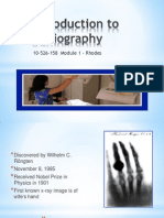 introduction to radiography