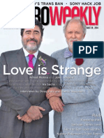 Metro Weekly - 08-28-14 - Love is Strange