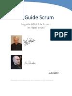 Scrum Guide FR