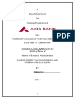 report on axis bank