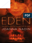 Eden by Joanna Nadin - Sample Chapter