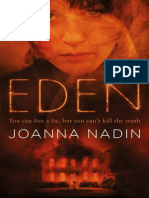 Eden by Joanna Nadin - Sample Chapter