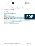 Astronomy FurtherReading M2