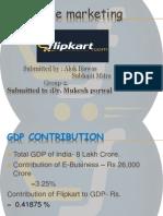 Flipkart Service Marketing