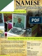 Vietnamese Storycubes Report 2009