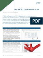 PTC Creo Parametric Top Enhancements