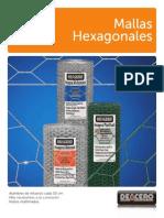 Mallas hexagonales