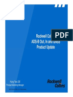 SP12 - Rockwell Collins ADS-B OUT and in and GNSS Product Update