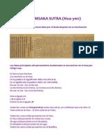 Avatamsaka Sutra