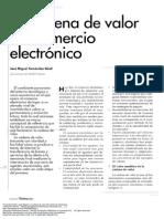 La Cadena de Valor Del Comercio Electr Nico 1 to 5