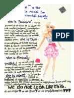 VIP Barbie Poster
