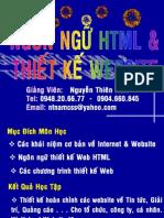 Bai Giang HTML