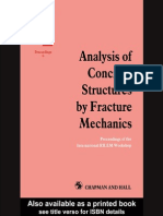 230223468 Analysis of Concrete Structures by Fracture Mechanics by Elfgreen and Shah