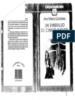 Un Embrujo de Cinco Siglos - Ana Maria Guiraldes