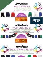Packs Promo Eldera 2014