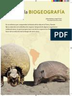 Ensayo 1 Darwin y La Biogeografia