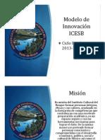 Modelo de Innovación ICESB