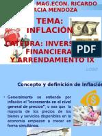 Concepto de Inflacion-diapositivas-14a y 15a Clase