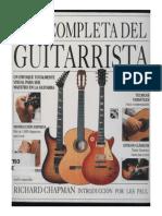 Guía Completa Del Guitarrista Por Richard Chapman