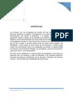 ACCIONES ,MATEMATICA FINANCIERA