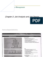 Chapter 2 (Job Analysis)