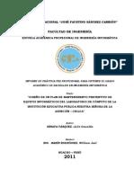 Informe Final Ppp - Julio Minaya
