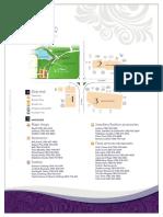 Valour Condominiums Amenities Sheet