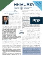Centennial Review August/September 2014