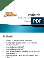 Pediatría I