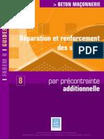 Réparation Et Renforcement