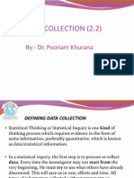 8370 Data Collection and Its Methods (2.3)