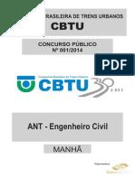 Cbtu - Prova