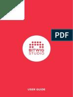 Bitwig Studio User Guide English