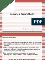 Lesiones Traumaticas Tejidos Blandos
