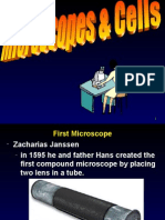 First Microscope Zacharias Janssen – in 1595 He and Father