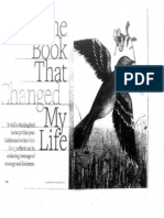 the book that changed my life article