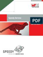 Speedy Design Service Brochure