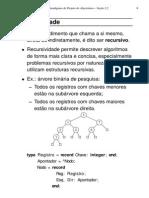 Recursividade (Ziviani)