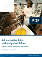 Administrative Action on Immigration Reform