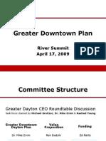 Greater Downtown Dayton Plan