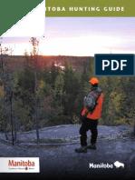 Manitoba Hunting Guide 2014