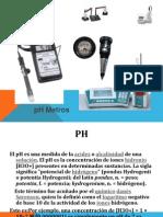 Analizador de PH