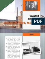 Walter Gropius