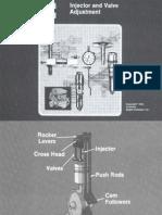 Ajuste de Valvulas e Inyectores1[1]