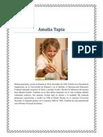 Amalia Tapia