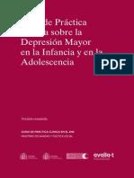Guia Practica Depresion Mayor en Niños